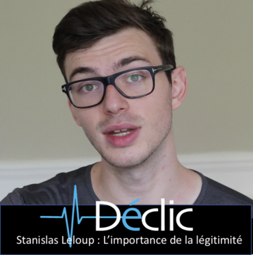 #11 Stanislas Leloup (Marketing Mania) – L'importance de la légitimité