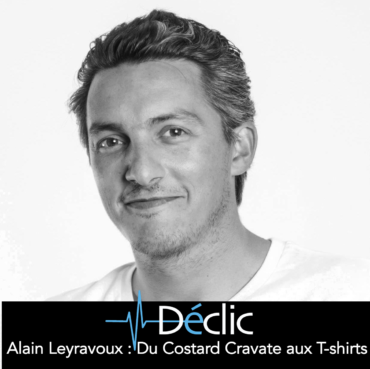 #12 Alain Leyravoux : Du costard cravate aux T-shirts